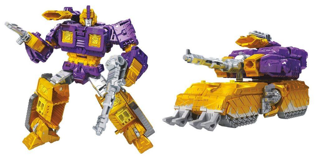 siege impactor transformers